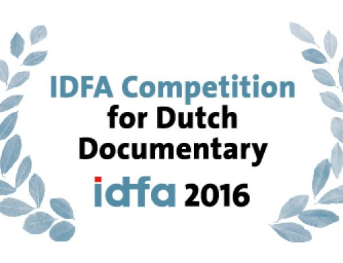 Fallen Flowers Thick Leaves selected for IDFA 2016 Competition