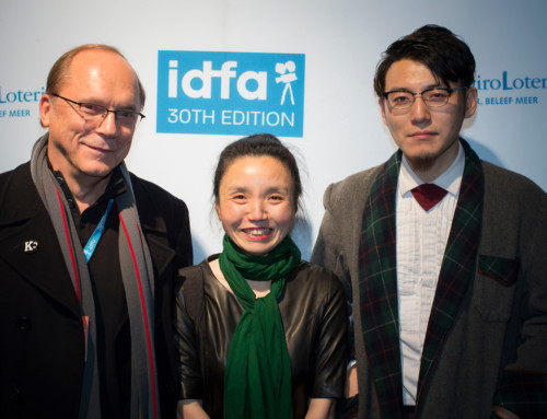 Lady of the Harbour by Sean Wang selected for IDFA 2017 Dutch Competition